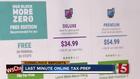 Last Minute Online Tax-Prep