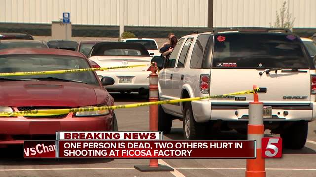 Three shot outside Cookeville FICOSA plant
