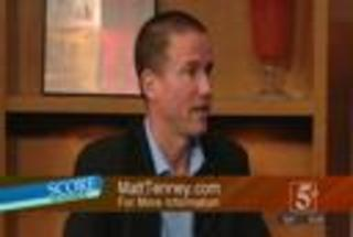 SCORE on Business: Matt Tenney April Show 2