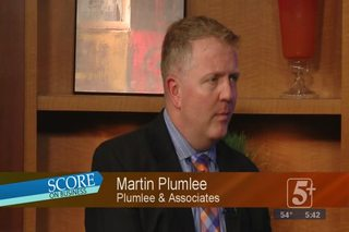 SCORE on Business: Plumlee & Associates