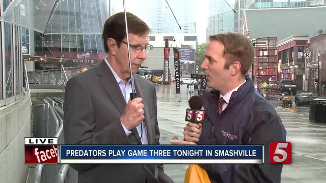 Predators hope for second win against Blackhawks