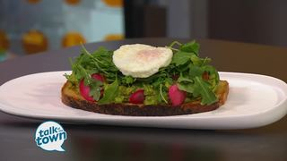 Proper Bagel's Smashed Avocado Toast Recipe