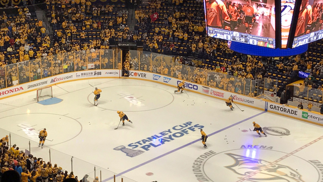 Pekka Rinne, Predators beat Blackhawks 1-0 in Game 1