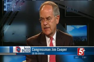 Inside Politics: Congressman Jim Cooper