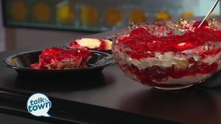 Michael King:Monell's Strawberry Lasagna Recipe
