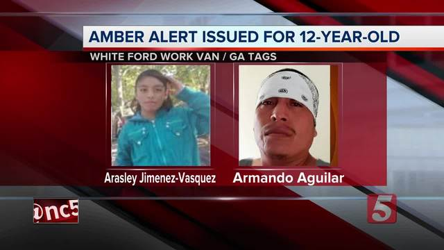 AMBER Alert issued for missing 12-year-old from Atlanta