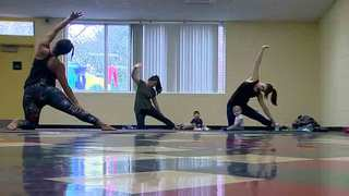 'Fit Mommy Yoga' Helps New Moms, Moms-To-Be