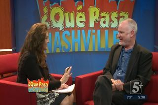 Que Pasa Nashville: Jonathan Hiskey