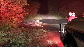 Water Rescue Conducted In Maury County