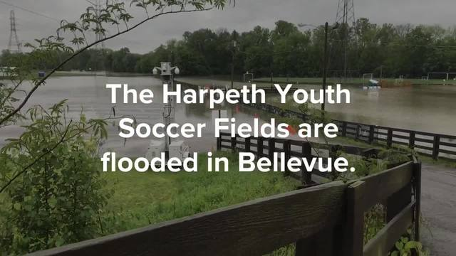 Harpeth Youth Soccer Fields Flood In Bellevue