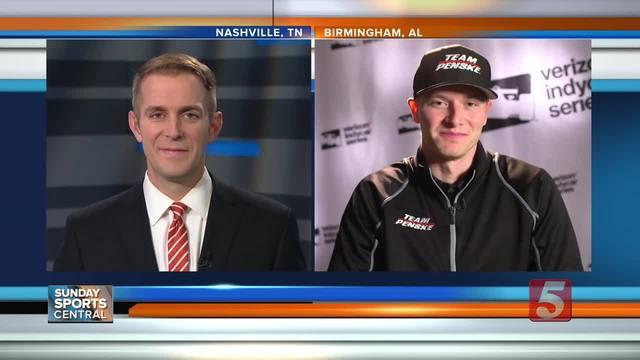 Newgarden Wins Indy Grand Prix Of Alabama