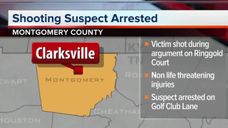 Arrest Made In Clarksville Shooting