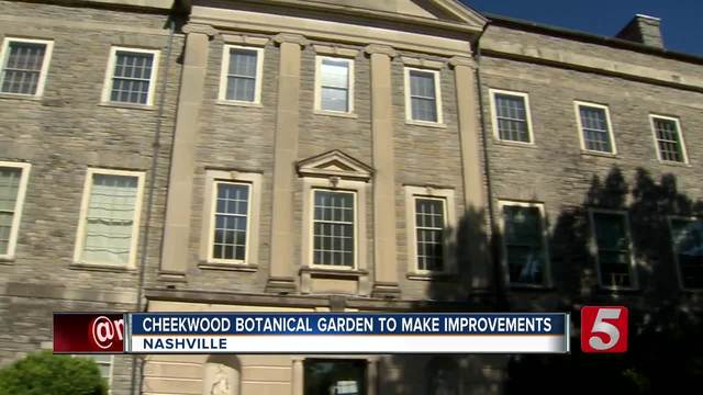 Cheekwood Announces Changes Coming To Gardens