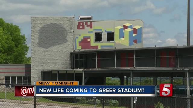 Proposal Would Drastically Change Greer Stadium