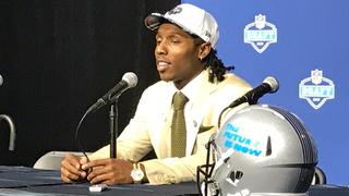 Titans Select Jackson With 18th Pick