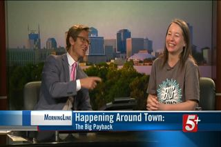 Happening Around Town: The Big Payback