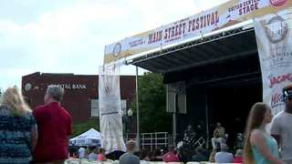 34th Main Street Festival Held In Franklin