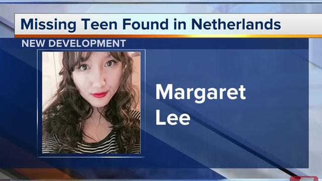 Missing Clarksville Teen Found In Netherlands