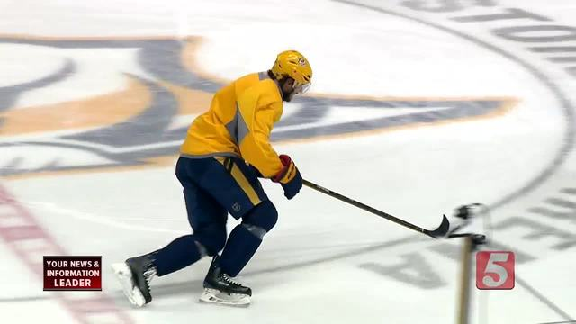 Nashville Predators Pop Record TV Rating Sunday