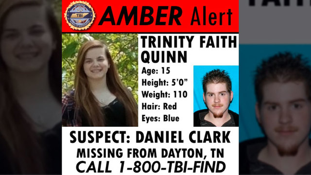 Amber alert issued for teen with suspect in fatal shooting