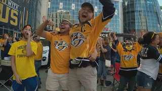 Schedule, Locations Released For Preds Parties