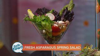 Chef Bobby Hammock: Fresh Asparagus Spring Salad
