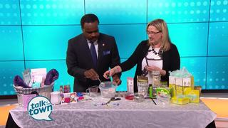 Adeina Anderson's DIY Mother's Day gifts