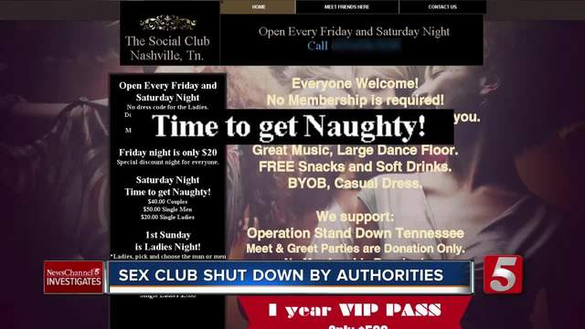 Sex clubs in nashville tn