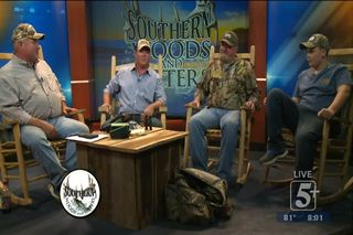 Southern Woods & Waters: Turkey Hunting Tips