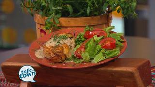 Chicken in Jack's Cream Sauce / Lynne Tolley