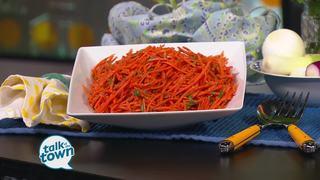 Tammy Algood's Carrot & Cilantro Slaw
