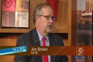 SCORE on Business: NFIB
