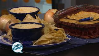 Ann Cox Eastes:Vidalia Onion Hot Dip & Casserole
