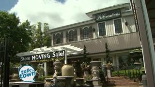 Go Local: ReCreations Showroom & Moving Sale