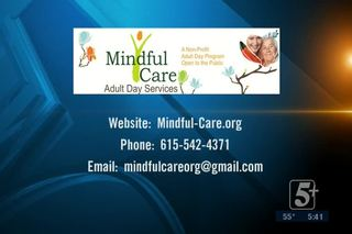 Plus Side of Nashville: Mindful Care Adult...