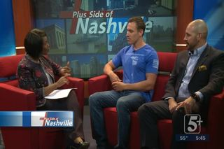 Plus Side of Nashville: Veterans Adventure Group