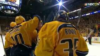 Resilient Preds Win Game 5, Regain Series Lead