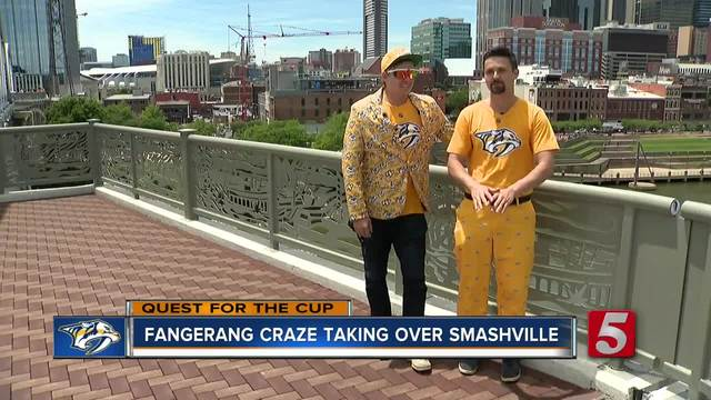 Nashville is headed to Stanley Cup Final for first time
