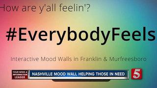 Mental Health Awareness Month Held In Nashville