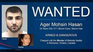 Ontario Murder Suspect Last Seen In Tennessee