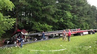 Driver Killed In I-65 Crash In Robertson County
