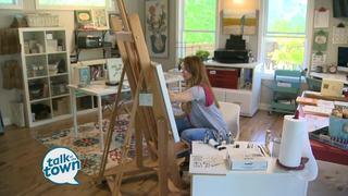 Meet the Makers: Artist Kellie Montana