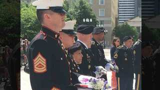 5 Fallen Service Members From Tennessee Honored