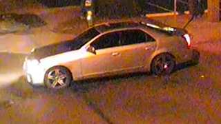 Cadillac Sedan Sought After Double Murder