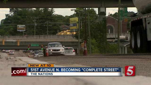 -Complete Street- Aims To Make The Nations Pedestrian-Friendly