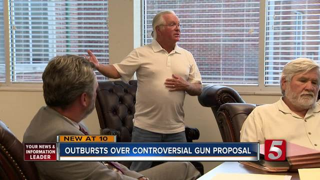 Robertson County Zoning Officials Deny Outdoor Shooting Range Near Homes