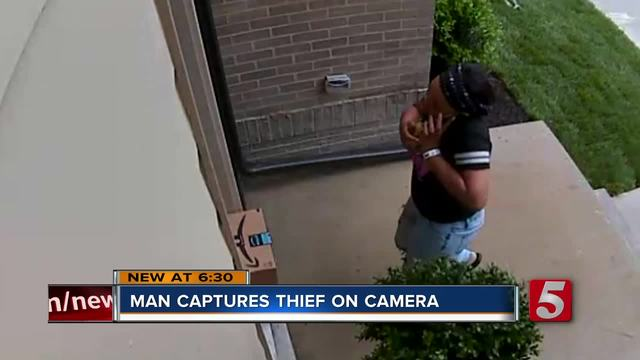 Package Stolen From Front Porch- Police Offer Tips To Keep Packages Safe