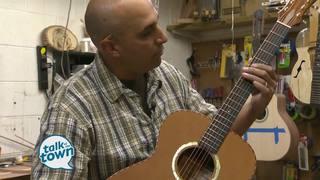 Meet the Makers: Delgado Guitars