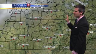 Henry's Forecast: Thursday, May 25, 2017