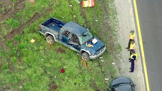 1 Killed, 2 Injured In Hickman County Crash